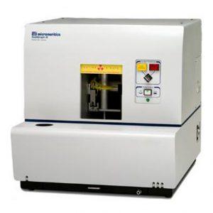 Analizador de Tamaño de Partícula - Micromeritics