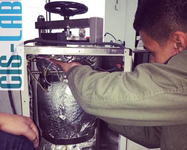 Mantenimiento de equipo de laboratorio