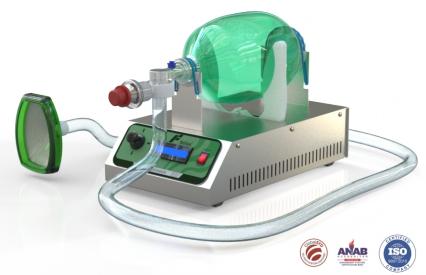 Ventilador mecánico no invasivo